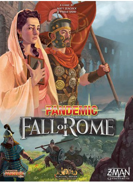 Pandemic Fall of Rome NL
