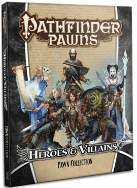 Pathfinder Pawns: Heroes & Villains