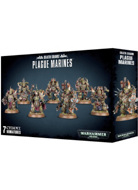 Plague Marines Squad