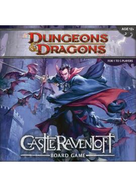 Castle Ravenloft Boardgame