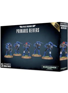 Reivers Combat Squad