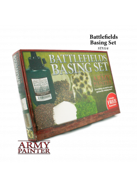 Battlefields Basing Set