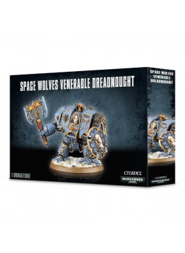 Space Wolves: Venerable Dreadnought