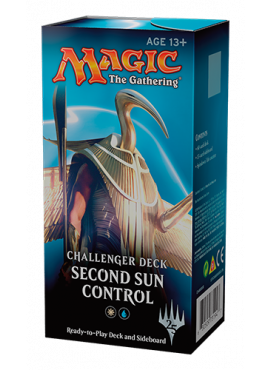 Challenger Deck: Second Sun Control