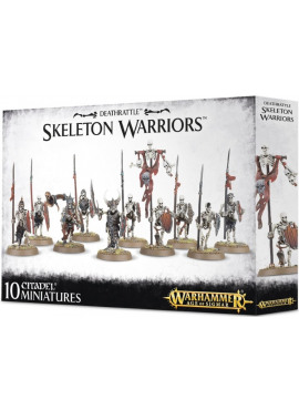 Death Rattle Skeleton Warriors
