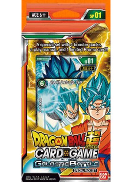Dragon Ball: Galactic Battle Special Pack