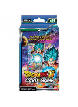 Dragon Ball: Starter Deck The Awakening