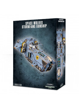 Space Wolves: Stormfang Gunship