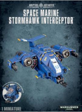 Space Marine Stormhawk Interceptor
