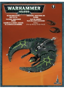 Necron Doom Scythe