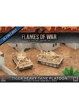 Tiger Heavy Tank Platoon