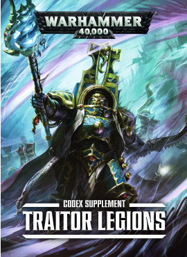 Codex: Traitor Legions