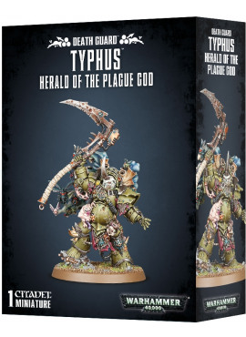 Typhus, Herald of the Plague Lord