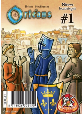 Orléans: Locatietegel 1