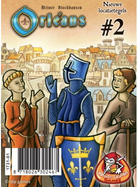 Orléans: Locatietegels 2