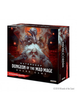 Dungeon of the Mad Mage Bordspel