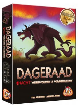 1 Nacht Weerwolven: Dageraad