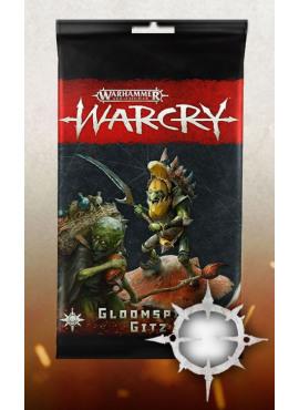 Warcry: Gloomspite Gitz Cards