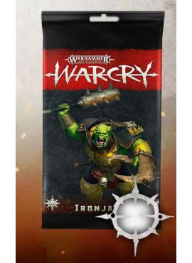 Warcry: Ironjawz Cards