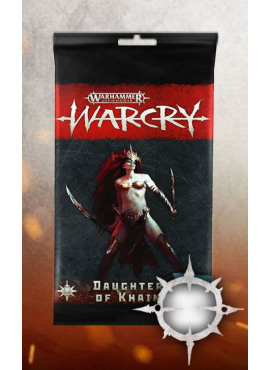 Warcry: Daughters of Khaine Cards