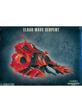 Eldar Wave Serpent