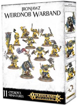 Weirdnob Warband