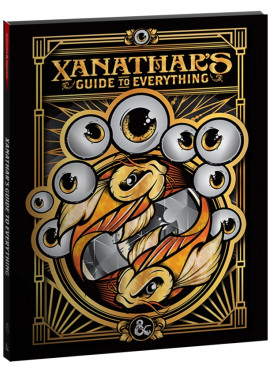 Xanathar's Guide to Everything (Alternative Art)
