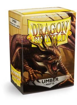 Dragon Shields: Matte Umber