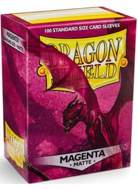 Dragon Shields: Magenta Matte
