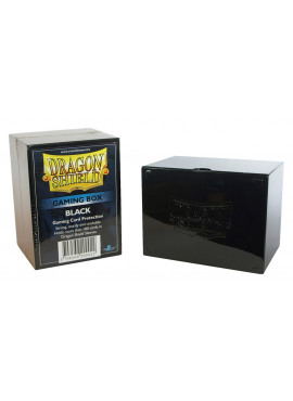 Dragon Shield Deckbox: Black