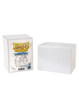 Dragon Shield Deckbox: White