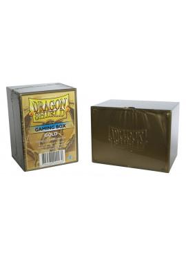 Dragon Shield Deckbox: Gold