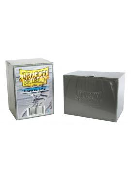 Dragon Shield Deckbox: Silver