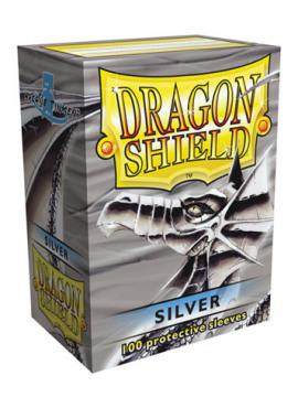 Dragon Shields: Silver