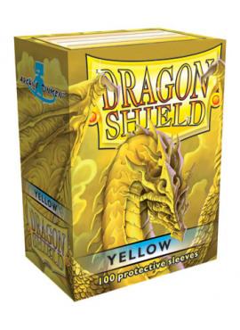 Dragon Shields: Yellow