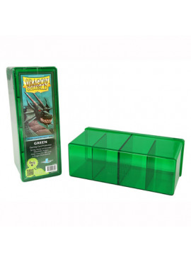 Dragon Shield Storage Box: Green