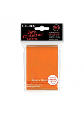 Deck Protectors: Solid Orange