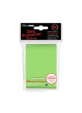 Deck Protectors: Solid Lime Green