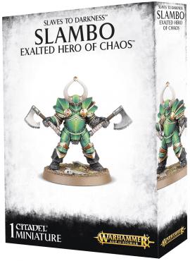 Slambo Exalted Hero of Chaos