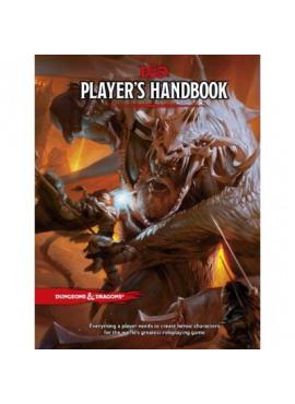 D&D 5: Player's Handbook