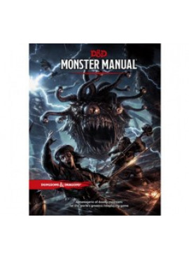 D&D 5: Monster Manual