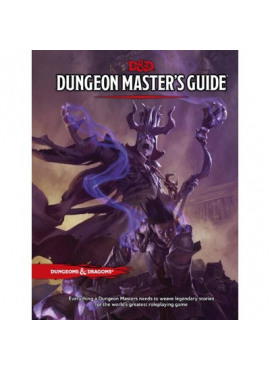 D&D 5: Dungeon Master's Guide