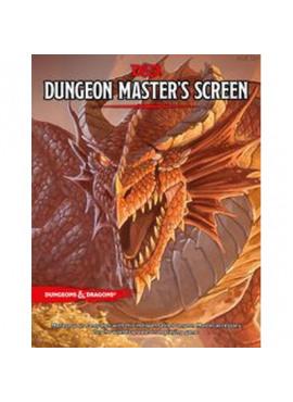 D&D 5: Dungeon Master's Screen