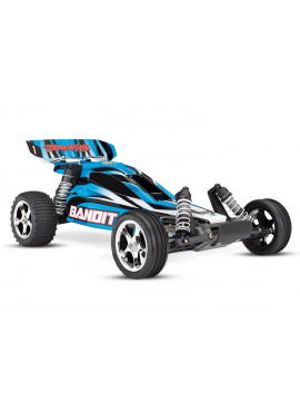 Traxxas Bandit RTR 2.4GHz TQ (NO battery/charger)