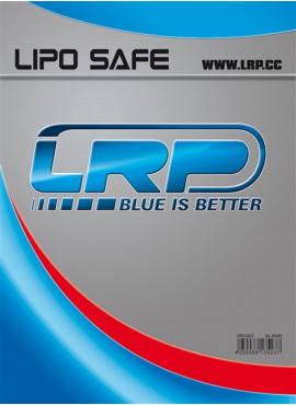 LRP LiPo Safe Charging Bag, 23 x 30 cm