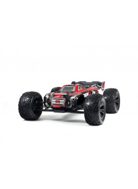 Arrma - KRATON 6Sv2 4WD BLX Race Red / black