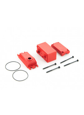 Arrma - ADS Metal Gear Servo Case Red