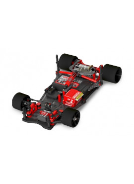 Team Corally - SSX-12 Car Kit - Chassis kit , zonder electronica, motor, body, banden