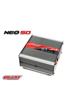 Team Corally - Neo 50 Charger, AC Input, 50W, 4-8 Ni-Xx, 2+3S Lipo