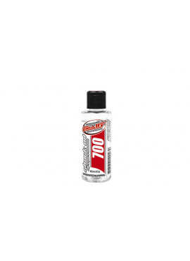 Team Corally - Shock Oil - Ultra Pure silicone schokdemper olie - 700 CPS - 60ml / 2oz